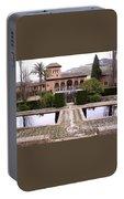 La Alhambra Garden Portable Battery Charger