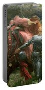 La Belle Dame Sans Merci Portable Battery Charger