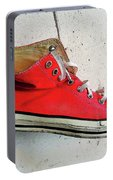 The Artists Boot Portable Battery Charger