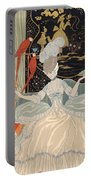 La Comtesse From Personages De Comedie Portable Battery Charger