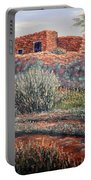 La Cueva New Mexico Portable Battery Charger