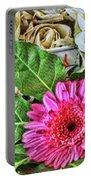 La Flor De La Castellana Portable Battery Charger