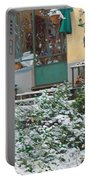 La Neve A Casa Portable Battery Charger by Guido Borelli