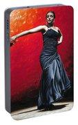 La Nobleza Del Flamenco Portable Battery Charger