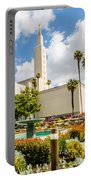 La Temple Gardens Portable Battery Charger