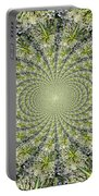 Lacey Kaleidoscope Portable Battery Charger