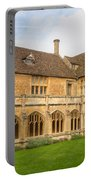 Lacock Abbey Cloisters 2 Portable Battery Charger