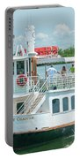 Lady Chadwick Boat - Cabbage Key Island, Florida Portable Battery Charger