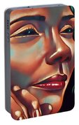 Lady Coretta Portable Battery Charger