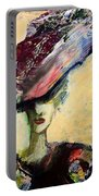 Lady Diana Portable Battery Charger