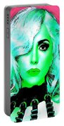 Lady Gaga Portable Battery Charger
