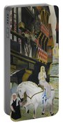Lady Godiva Portable Battery Charger