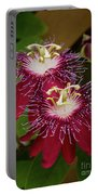 Lady Margaret Passiflora Portable Battery Charger