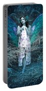 Lady Of Forest Portable Battery Charger