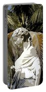 Lady Of The Palms Portable Battery Charger