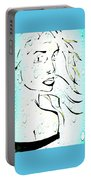 Lady Of The Water Portable Battery Charger