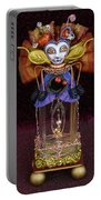 Lady Verbena Portable Battery Charger