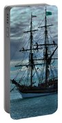 Lady Washington-3 Portable Battery Charger