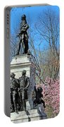 Lafayette Square Named For General Marquis Gilbert De Lafayette Portable Battery Charger