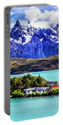 Lago Pehoe Portable Battery Charger