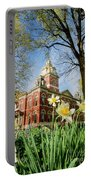 Lagrange County Courthouse Portable Battery Charger