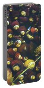 Laguna Beach Tide Pool Pattern 1 Portable Battery Charger
