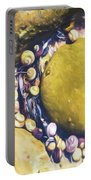 Laguna Beach Tide Pool Pattern 5 Portable Battery Charger