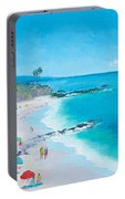 Laguna Beach Umbrellas Portable Battery Charger