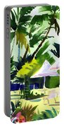Lahaina Afternoon Portable Battery Charger