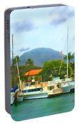 Lahina Harbor Portable Battery Charger