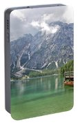 Lake Braies Portable Battery Charger