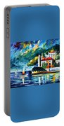 Lake Como Italy Portable Battery Charger