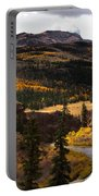 Lake Fork Of The Gunnison Portable Battery Charger