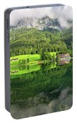 Lake Hintersee Portable Battery Charger