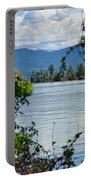 Lake Islet Portable Battery Charger