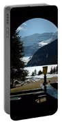 Lake Louise Inside View Portable Battery Charger