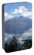 Lake Mcdonald Glacier National Park Portable Battery Charger