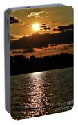 Lake Murray Golden Hour Portable Battery Charger