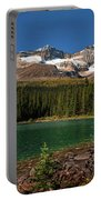 Lake O'hara, Yoho National Park Portable Battery Charger