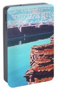 Lake Powell Overlook Portable Battery Charger