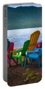 Lake Quinault Chairs Portable Battery Charger