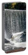 Lake Sequoyah Dam Falls - Highlands, North Carolina Portable Battery Charger