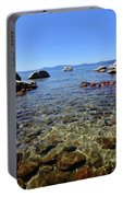 Lake Tahoe Blues Portable Battery Charger