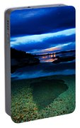 Lake Tahoe Oh My Portable Battery Charger