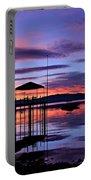 Lake Tahoe Rising Portable Battery Charger