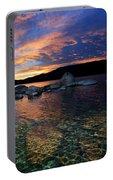 Lake Tahoe Sundown Portable Battery Charger
