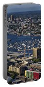 Lake Union Seattle Portable Battery Charger