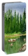 Lake View 1-2 Portable Battery Charger
