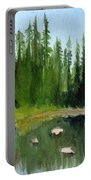 Lake View 1 Portable Battery Charger