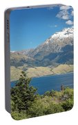 Lake Wanaka New Zealand Iv Portable Battery Charger